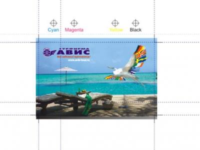 Макет должен быть сверстан в программе Corel Draw (версия 12.0 и ниже) или Adobe Illustrator (10.0 и ниже).