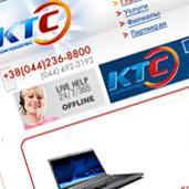 Создание интернет-магазина электроники KTC