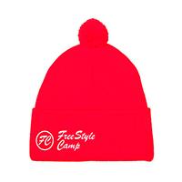 Дизайн вишивки на шапку для дитячого табору FreestyleCamp