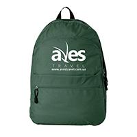 Створення брендованого рюкзака для ТО Aves Travel