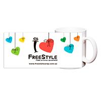 Дизайн чашки для табору Freestyle