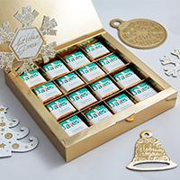 Дизайн та друк етикеток для шоколадок Aves Travel
