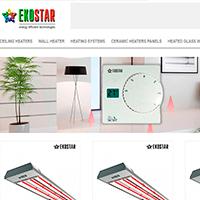 Создание интернет-магазина для Ekostar