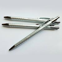 Дизайн и лазерная гравировка логотипа на ручке