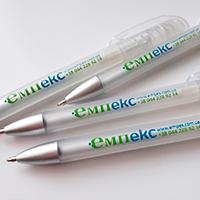 Печать на ручках для Емпекс