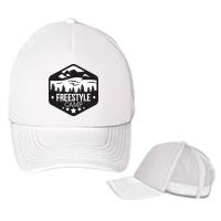 Дизайн кепки для детского лагеря FS