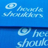 Друк логотипу на килимку для йоги