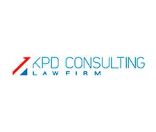 """Створення логотипу для юридичної компанії  """"KPD Consulting"""""""