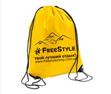 Дизайн сумки для табору Freestyle