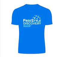 Дизайн футболок для табору Freestyle Discovery