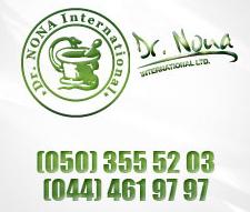 Створення порталу для представника компанії Dr. Nona