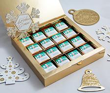 Дизайн и печать этикеток для шоколадок Aves Travel