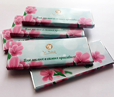 Дизайн и печать на шоколадках 25 г