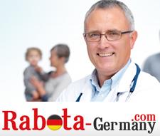 Создание сайта для Rabota-germany.com