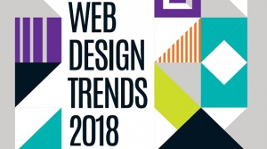 Web - дизайн 2018 года