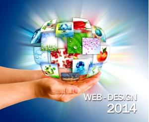 Web - дизайн 2014