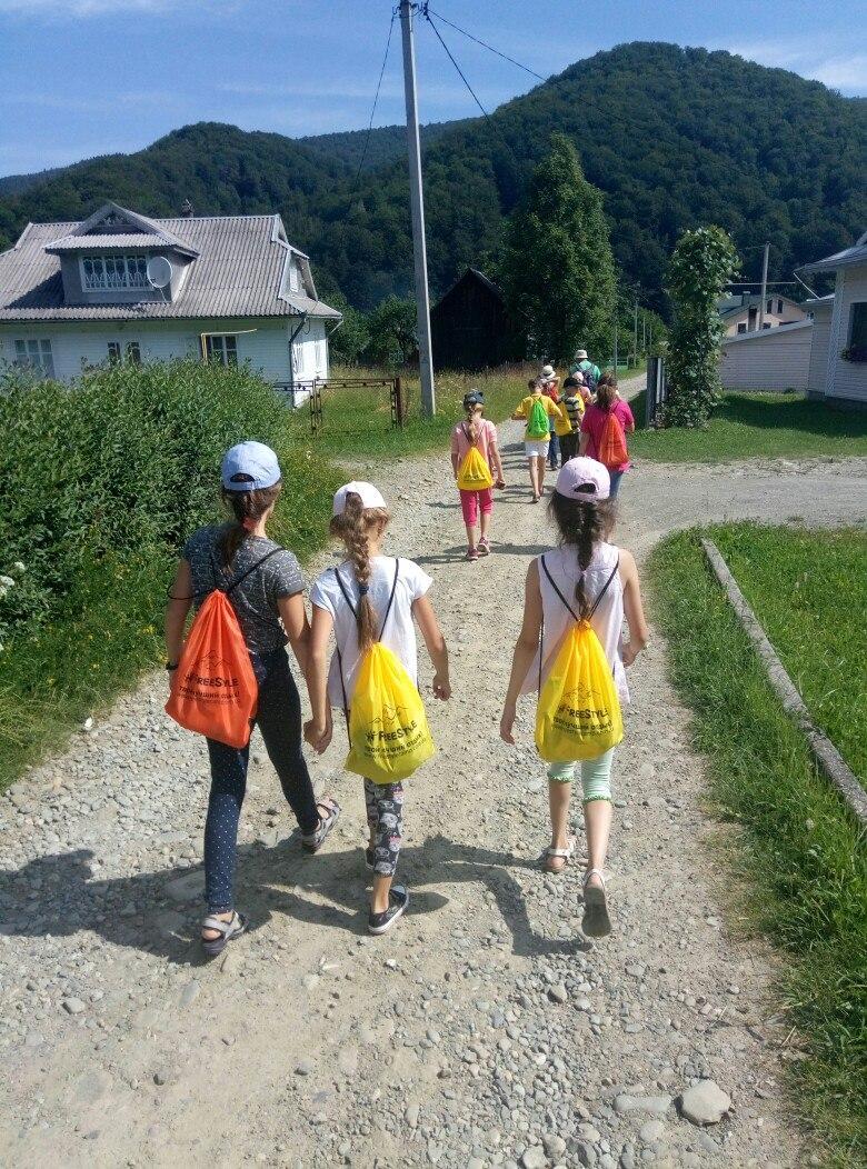 Дизайн сумки для лагеря Freestyle