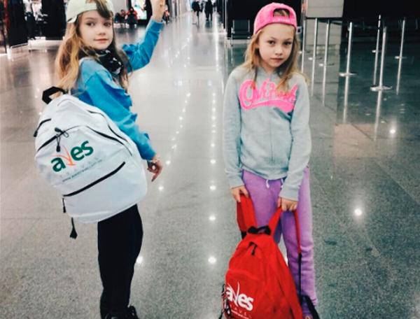"Печать логотипа на рюкзаках для ТО ""Aves Travel"""